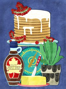 vintage-kitchen-pancake-illustration