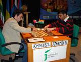 Las tablas de Leinier con Anand fueron un excelente resultado