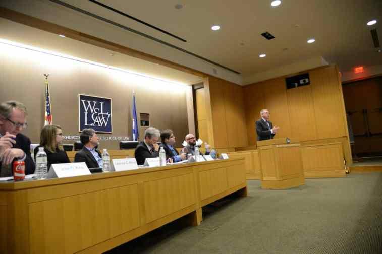 DSC_2820 Student Scholarship: Law Review Notes Colloquium
