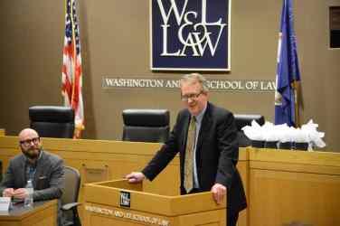 DSC_2854 Student Scholarship: Law Review Notes Colloquium