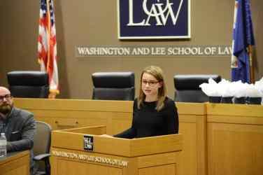 DSC_2866 Student Scholarship: Law Review Notes Colloquium