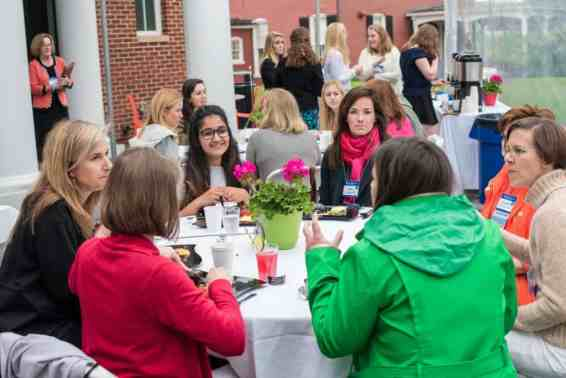 WLU1955 W&L Alumnae Brunch 2017
