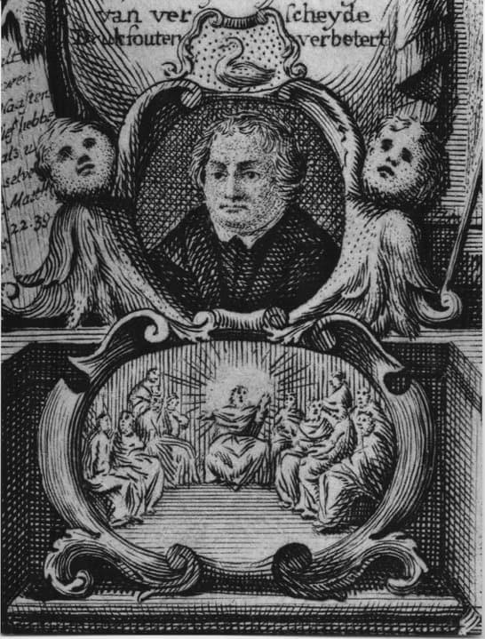 Detail from the Nederduytse Bijbel
