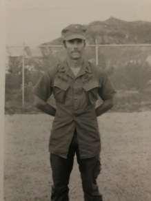 Navy SEAL Bill Wildrick '67