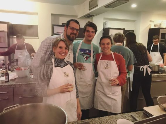 CookingClass_1 7 Days in Germany: A Report from Transatlantic Seminar Students