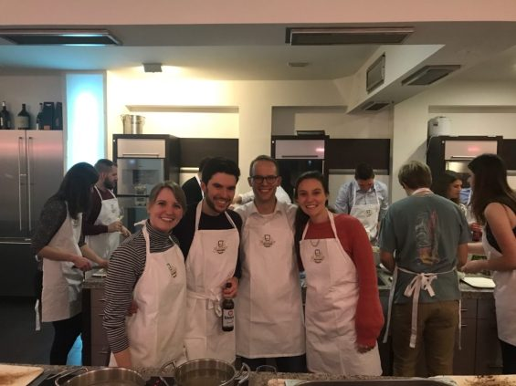 CookingClass_3 7 Days in Germany: A Report from Transatlantic Seminar Students