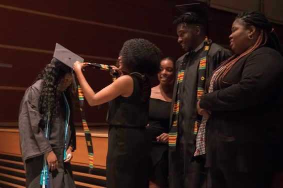 Donning-of-the-Kente. A Year in Pictures
