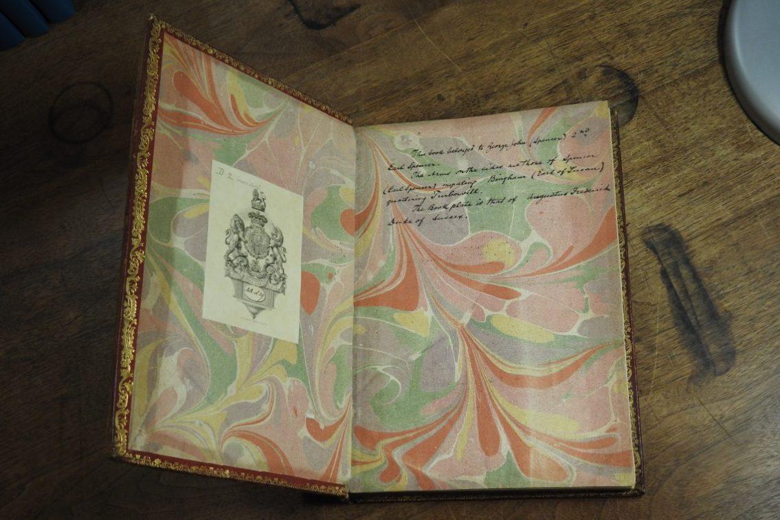 DSCN2819 A Book Fit for Royals