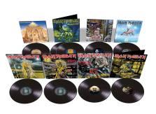 8 clássicos do metal, em vinil
