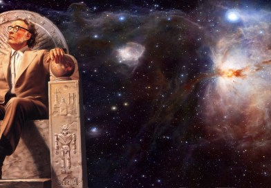 A Importância de Isaac Asimov e O Homem Bicentenário
