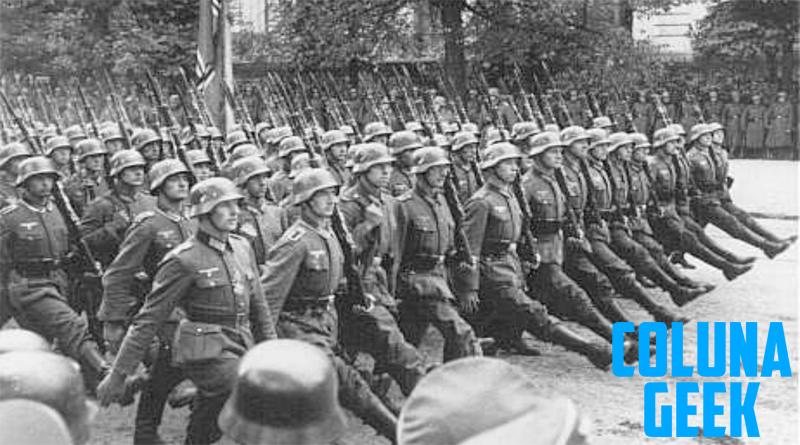 O início da Segunda Guerra Mundial