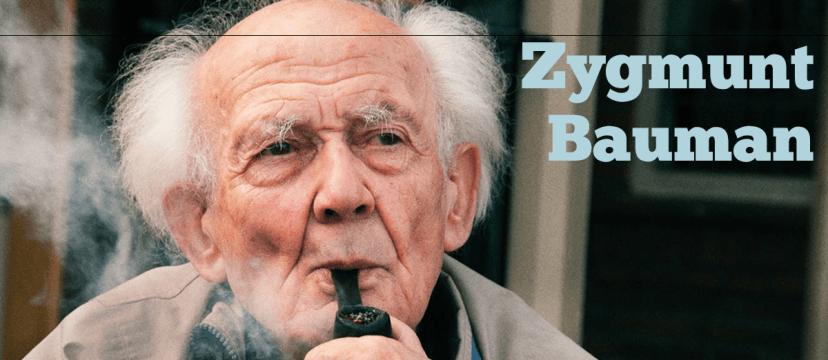 Bauman, inventor do conceito de Modernidade Líquida