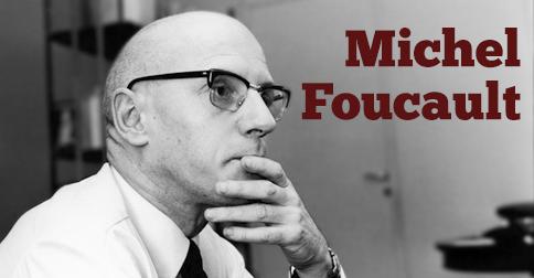 Michel Foucault, autor de A Arqueologia do Saber.