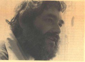 Michel Pêcheux, criador do conceito de condições de produção do discurso.