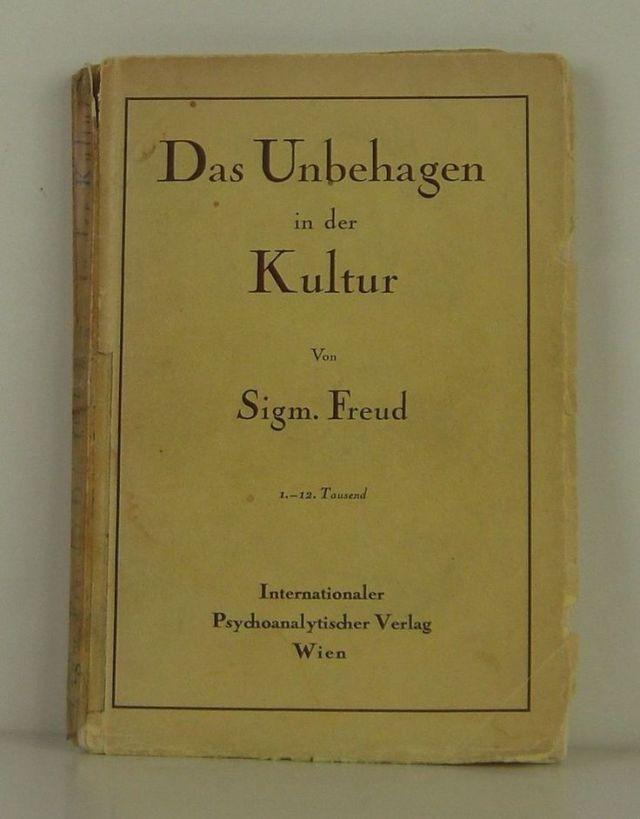 O Mal Estar na Civilização de Sigmund Freud