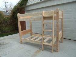 2×4 Bunk Beds