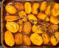 Easy Fondant Potatoes