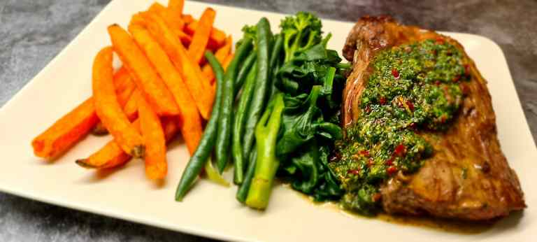 Read more about the article Chimichurri Sauce