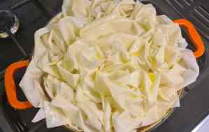 Filo Topping