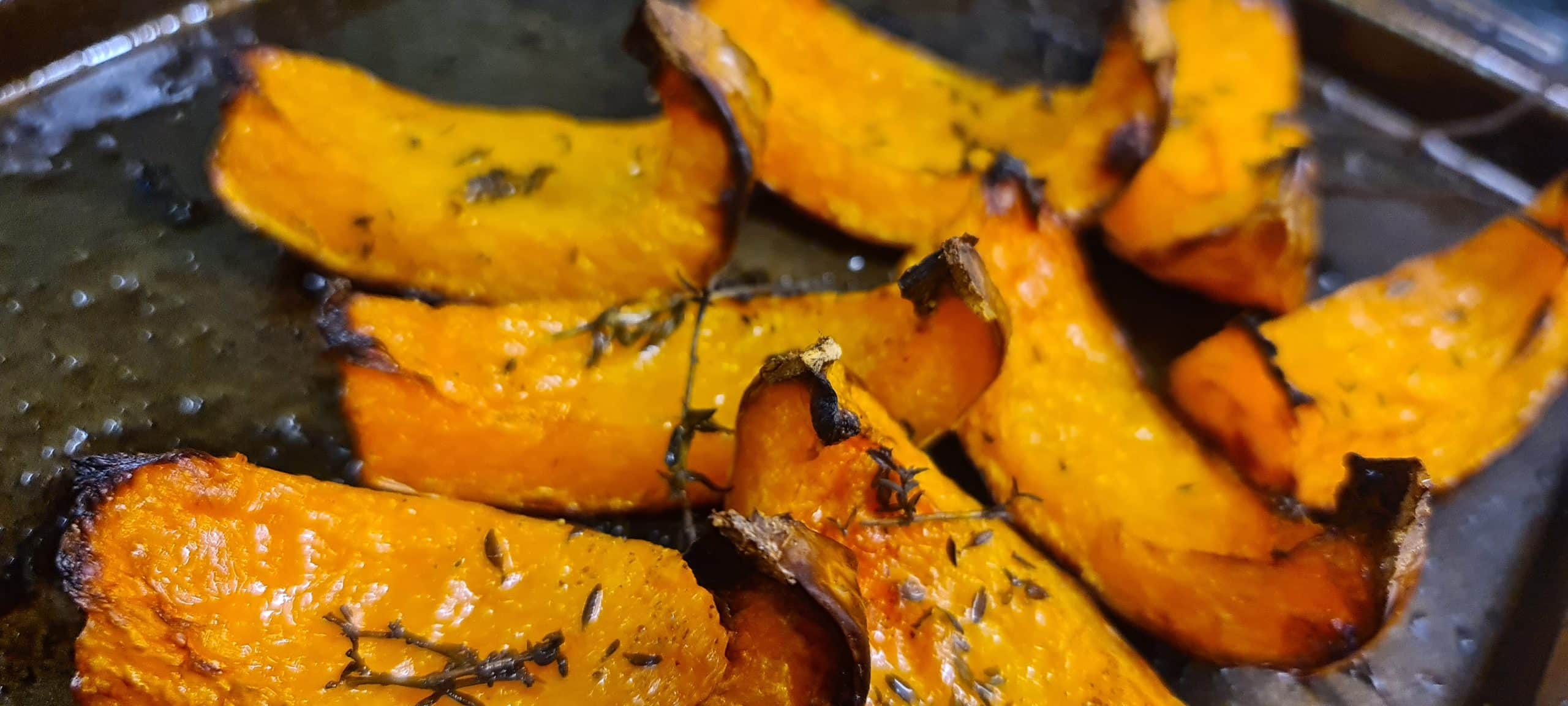 You are currently viewing Roasted Butternut Squash