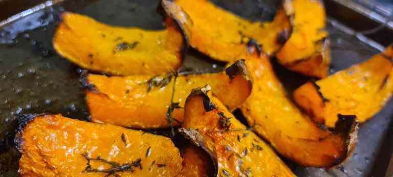Read more about the article Roasted Butternut Squash