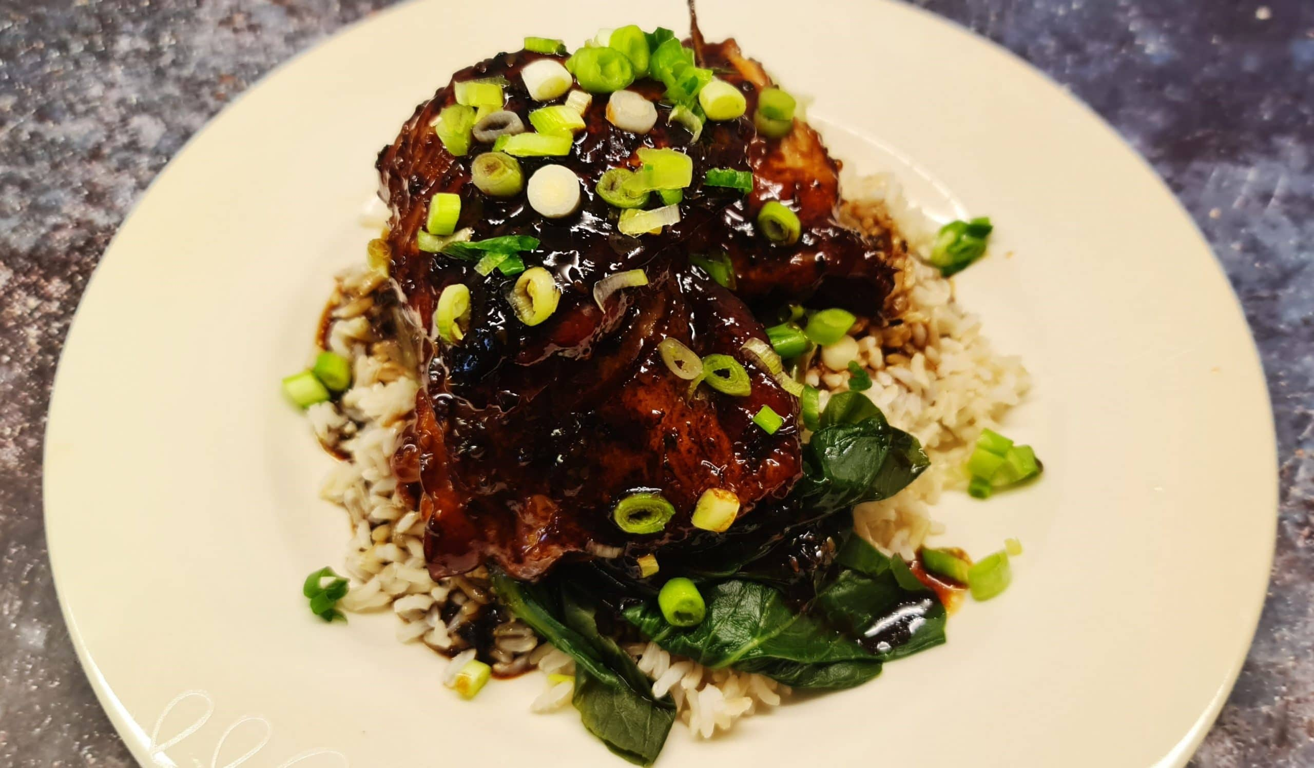 You are currently viewing Teriyaki Chicken Thighs