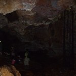 En expédition dans une grotte