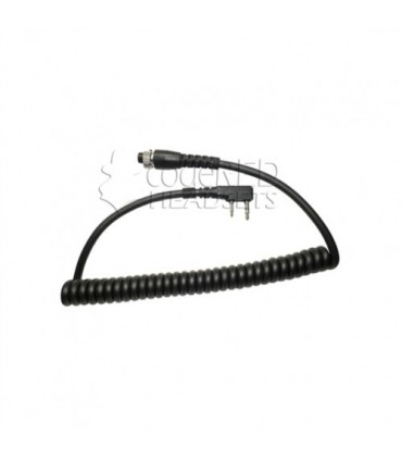Code Red MRC-K Replacement Modular Cord for 2-pin Kenwood