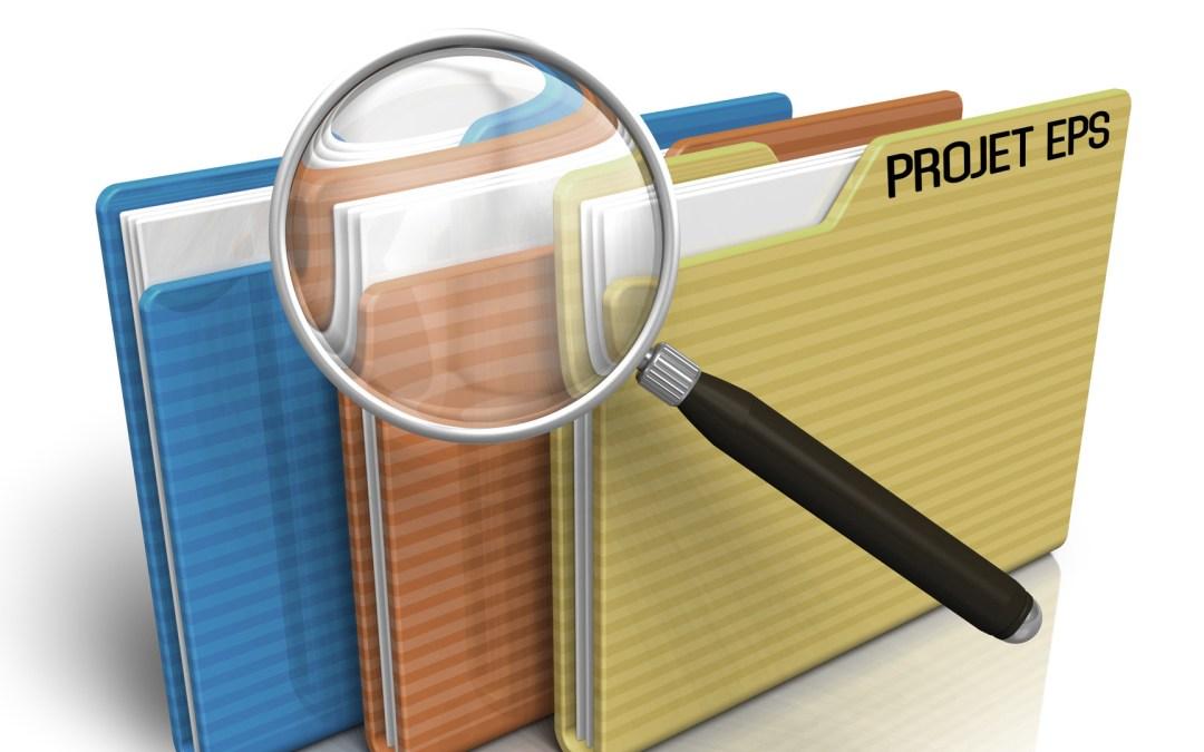 Créer un projet EPS en ligne