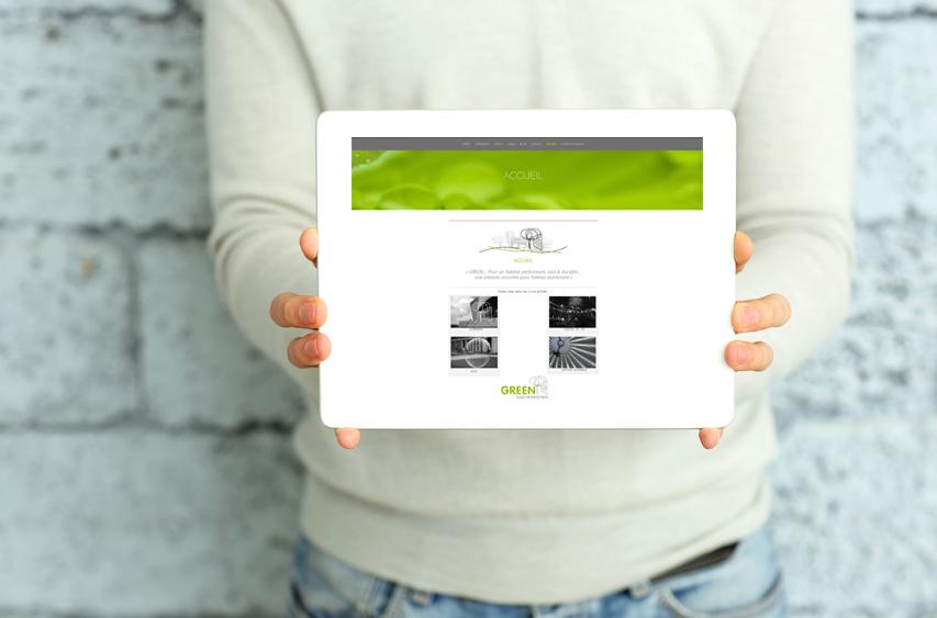 com-empreintes - création site web design - promoteur immobilier TPE-PME -