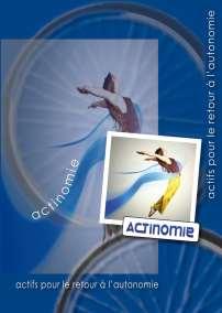 Création plaquette flyer - secteur santé - By Com Empreintes