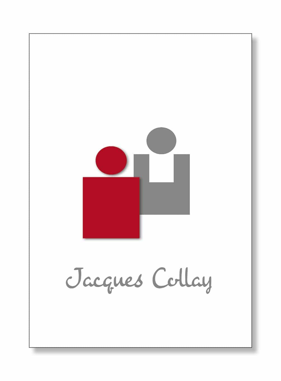 Création logo sur mesure pour avocat d'affaires  - By ComEmpreintes