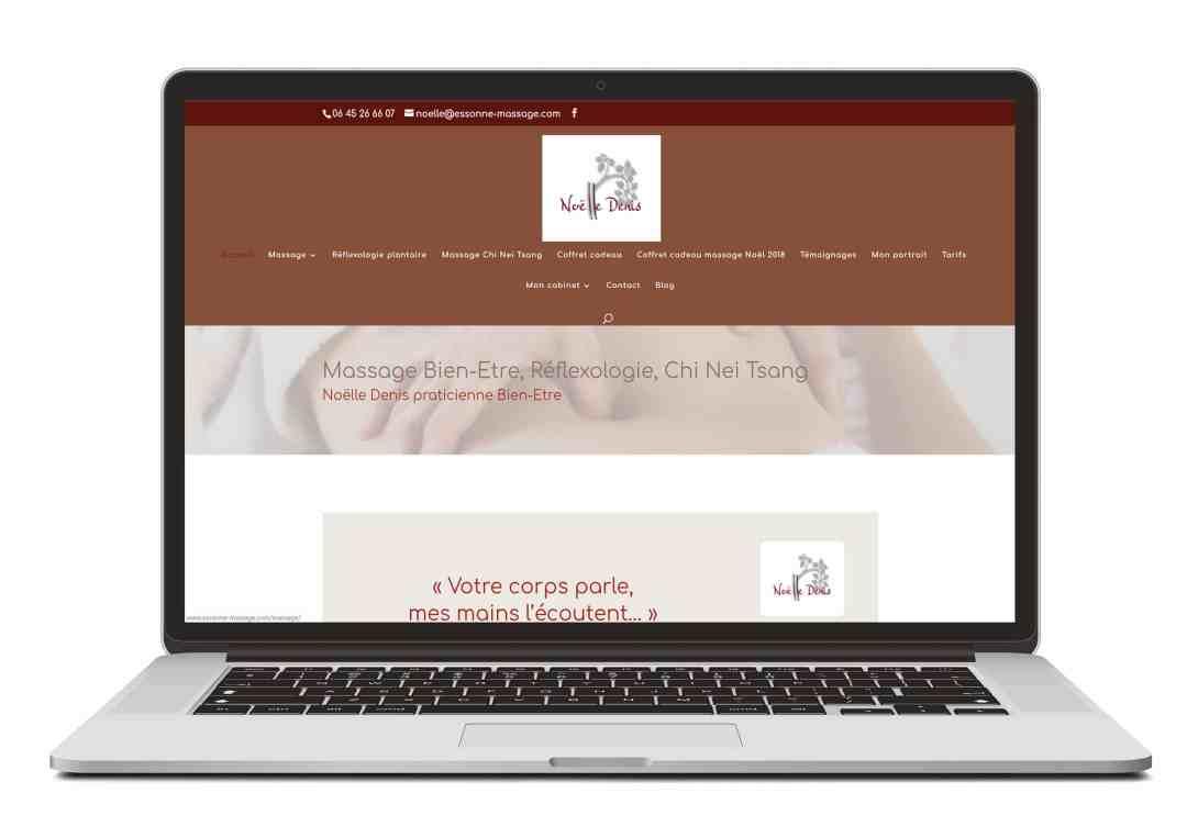 Création site web pour profession libérale
