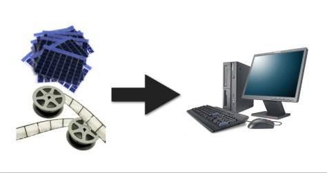 convert Microfilm Microfiche to iimage format