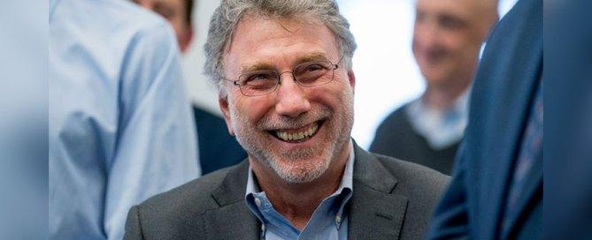 Marty Baron, executive editor of The Washington Post. Photo: The Associated Press.