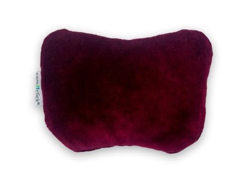 Aksamit burgund