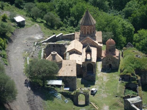 Monastero di Davidank, Armenia