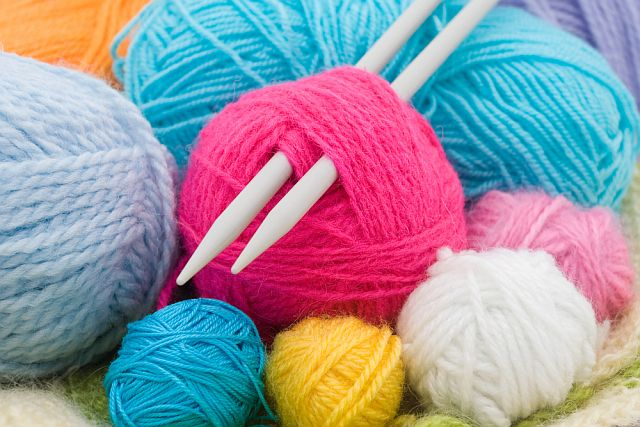 New Knitting  Crafts Group has arrived in Beanhill  COMMUNITY ACTION MK
