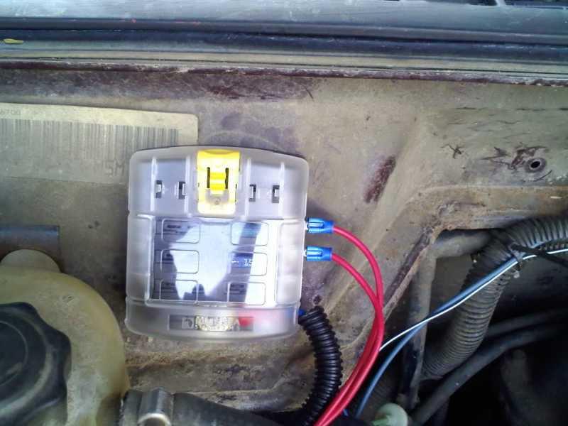 Power Window Wiring Mj Tech Comanche Club Forums