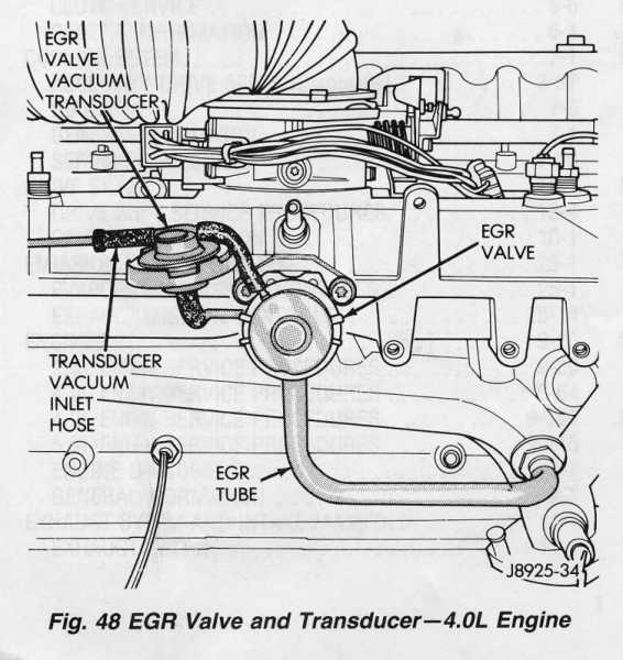 Jeep Renix Vacuum Diagram. Jeep. Auto Wiring Diagram