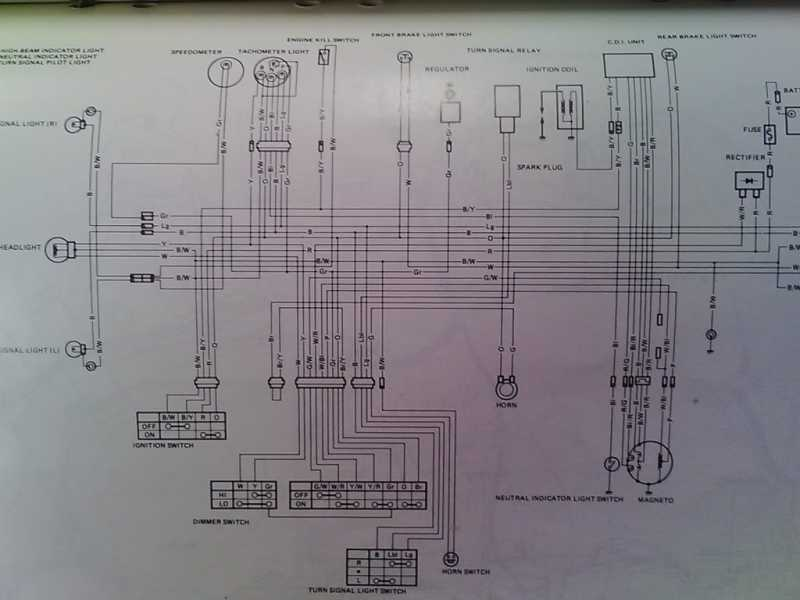 Suzuki Wire Diagram