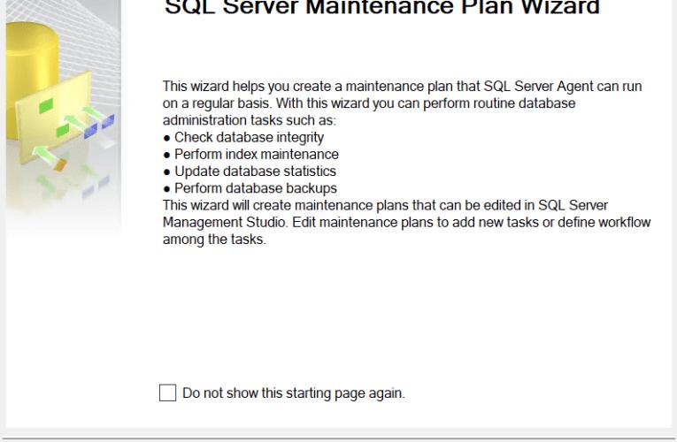 Crear backups automaticos en SQL Server