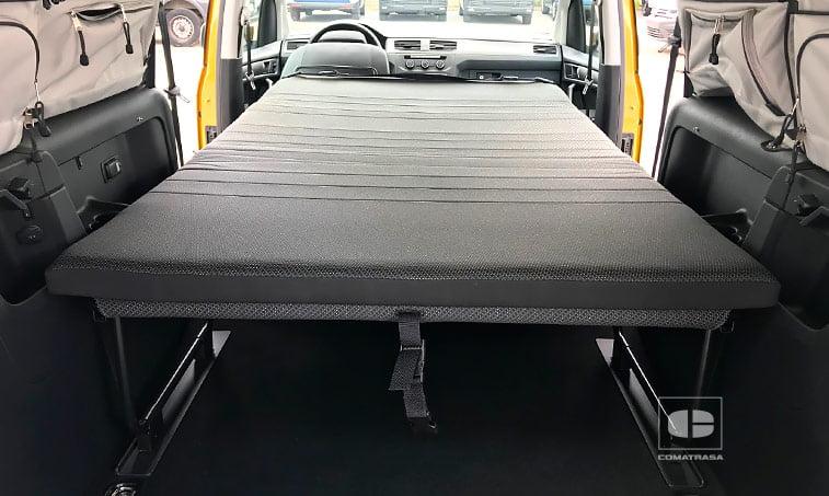 VW Caddy Maxi Beach 20 TDI 102 CV  Comatrasa