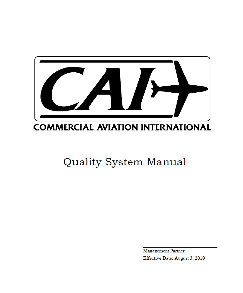 Welcome: CAI