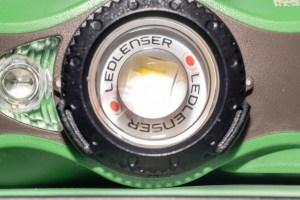 LEDLenser MH8 Fokuslinse