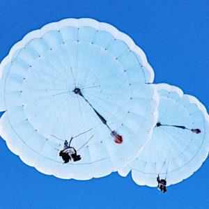 Russian Ground Forces, 98th Guards Airborne Division parachute drop 16-01-2019 (CC4 2019) [1180]