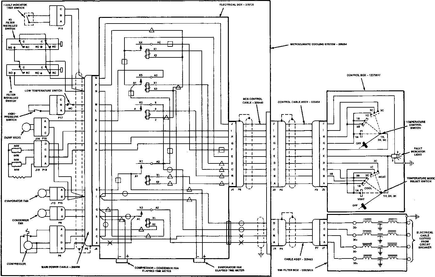Mcs Electrical Schematic