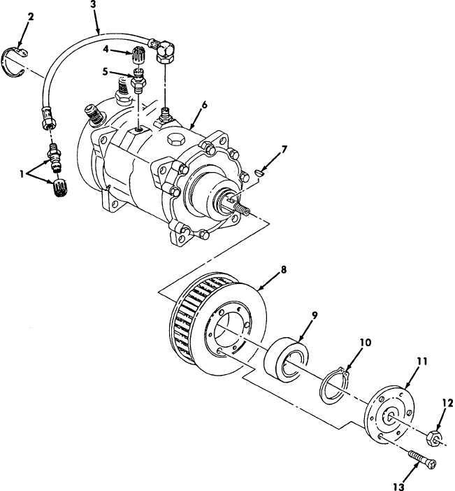 Figure 212. MCS Compressor Assembly