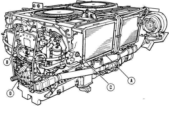 ENGINE LUBRICATION SUBSYSTEM