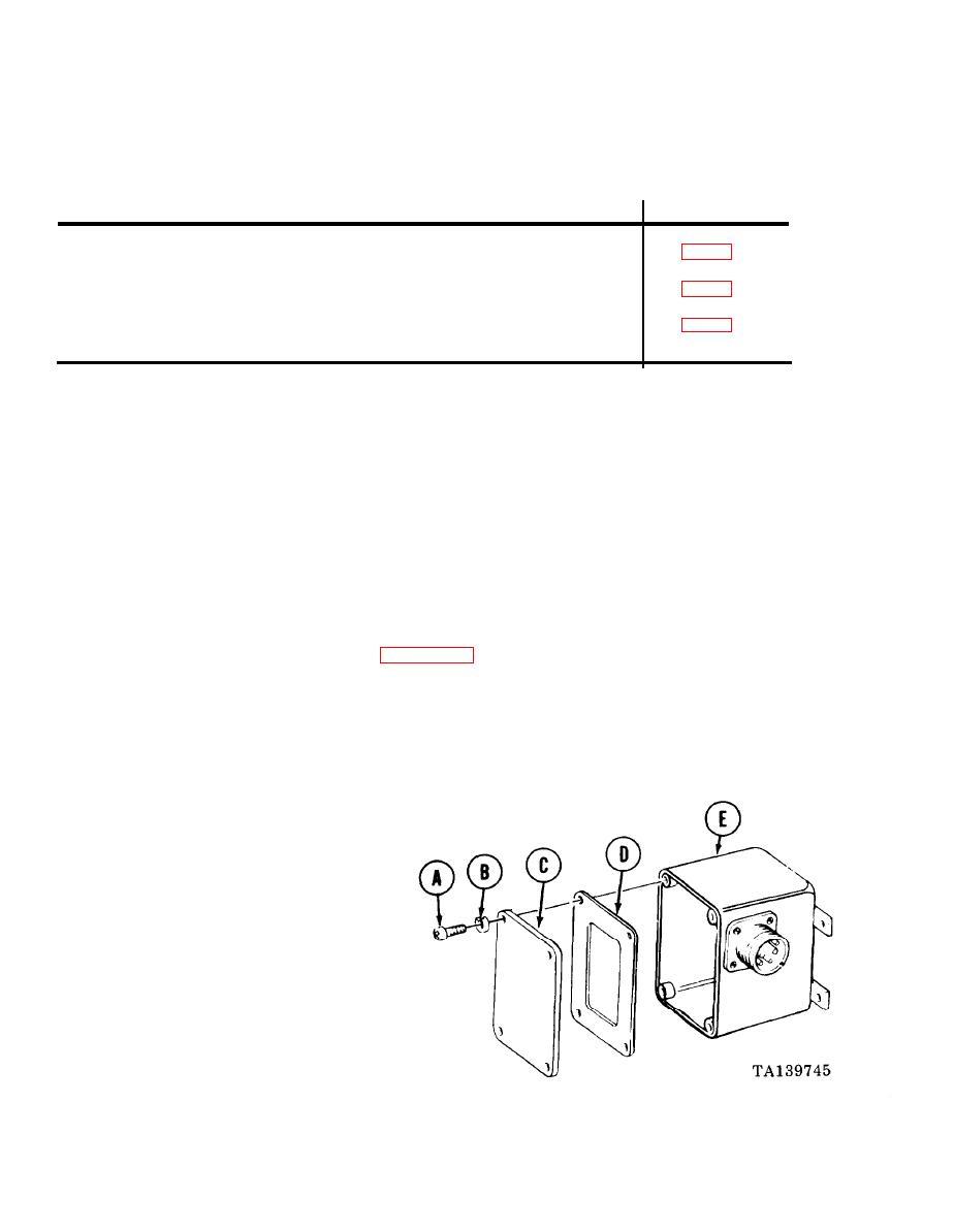 BILGE PUMP RELAY ENCLOSURE ASSEMBLY REPAIR (Sheet 1 of 12)